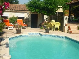 Gite 2 personnes La Bouilladisse - location vacances  n°8235