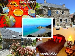 Bed and Breakfast Lannion - 12 personen - Vakantiewoning  no 8252