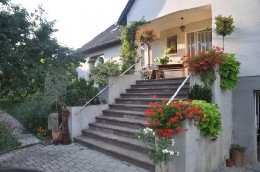Bed and Breakfast in Eguisheim voor  6 •   privé parkeerplek