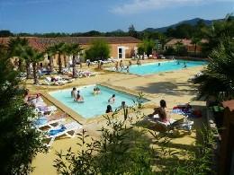 Bungalow 5 personnes Argeles Sur Mer - location vacances  n°8406