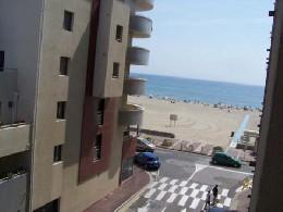 Canet plage -    vista al mar