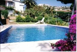 Maison à Peniscola pour  6 •   avec piscine privée