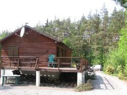 Chalet Hotton-barvaux - 4 personnes - location vacances  n°8487