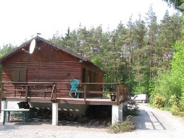 Chalet Hotton-barvaux - 4 personen - Vakantiewoning  no 8487