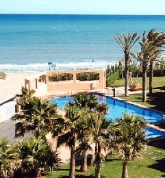 Flat Dénia - 4 people - holiday home  #8491
