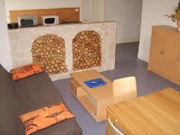 Appartement à Gérardmer pour  6 •   2 chambres