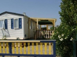 Mobil-home 4 personnes Sigean - location vacances  n°8616