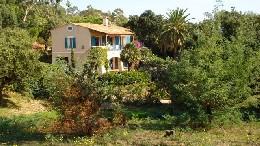 Huis in La croix-valmer voor  5 •   met privé zwembad