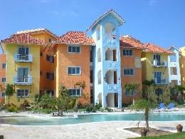 Apartamento 4 personas Cabarete - alquiler n°8676