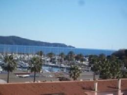 Cavalaire -    uitzicht op zee