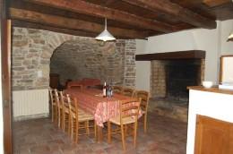 Gite Les Vignes - 10 personnes - location vacances  n°8748