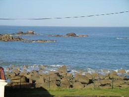 Maison à Plouescat pour  8 •   vue sur mer