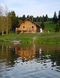 Chalet  - 10 people - holiday home  #8853