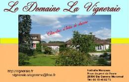 Maison Sainte Gemme Moronval - 15 personnes - location vacances  n°8892