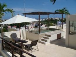 Appartement à Playa del carmen pour  5 •   vue sur mer