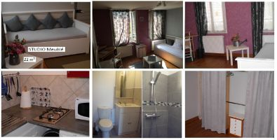 Studio Rieux - 1 people - holiday home  #8930