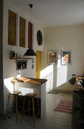 Studio Nantes - 3 people - holiday home  #8988