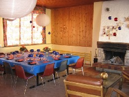 Maison La Chaux-du-milieu - 53 personnes - location vacances  n°9010