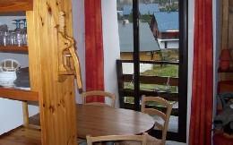 Studio à La pierre st martin pour  4 •   avec balcon