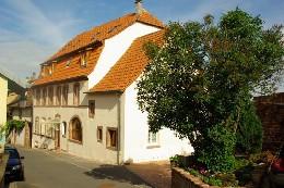 Appartement in La petite pierre für  6 •   2 Schlafzimmer