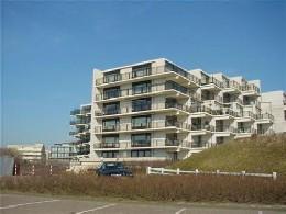 Noordwijk -    vue sur mer