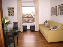 Flat Rome - 8 people - holiday home  #9127