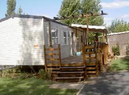 Stacaravan 8 personen Vias Plage - Vakantiewoning  no 9145