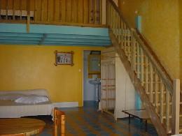 Gite à Deshaies - guadeloupe pour  6 •   avec terrasse