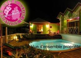 Gite Saint Martin - 2 personnes - location vacances  n°9267