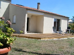 Maison Saint Just Luzac - 6 personnes - location vacances  n°9352