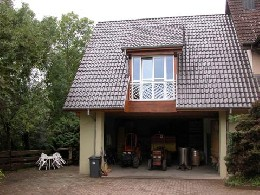 Flat Mittelwihr - 5 people - holiday home  #9404