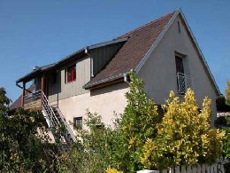 Flat Mittelwihr - 5 people - holiday home  #9405