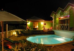 Bed and Breakfast 3 people Saint Martin - holiday home  #9450