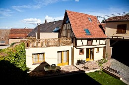 Gite Dangolsheim - 6 personnes - location vacances  n°9477
