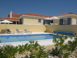 Maison à Obidos pour  5 •   avec piscine privée