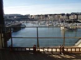 Appartement Dieppe - 4 personnes - location vacances  n�954