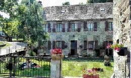 Gite Les  Hermaux - 12 personnes - location vacances  n°9624