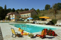 Gite 5 personnes Sarlat La Caneda - location vacances  n°9653
