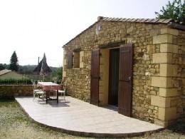 Studio Sarlat La Canéda (pb) - 2 personnes - location vacances  n°9707