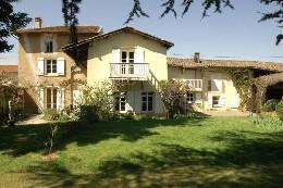 Huis Quincieux - 14 personen - Vakantiewoning  no 9789
