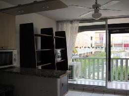Appartement 4 personnes Gruissan - location vacances  n°9793