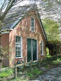 Huis Middelstum - 2 personen - Vakantiewoning  no 9816