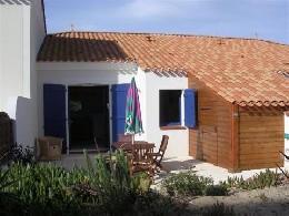 Maison Saint Hilaire De Riez - 5 personnes - location vacances  n°9905