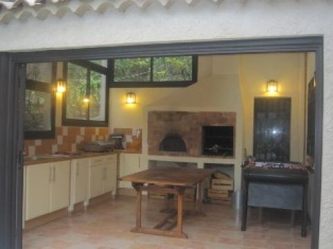 House in Carqueiranne - Vacation, holiday rental ad # 22042 Picture #5
