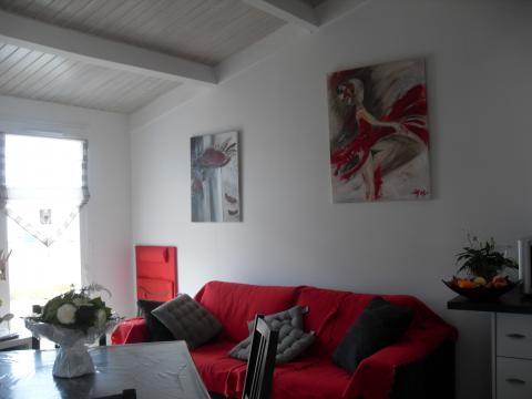 House in Brétignolles sur mer - Vacation, holiday rental ad # 22116 Picture #1