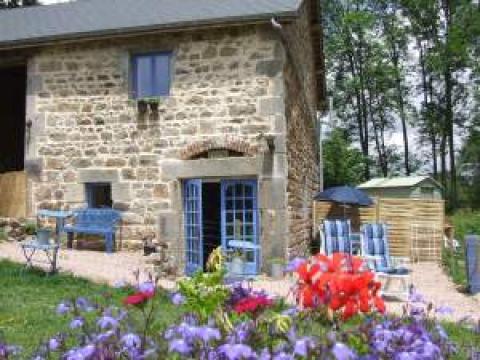 Gite in Gouttières te huur voor 4 personen - Advertentie no 22157