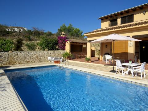 House Benissa - 8 people - holiday home  #22158
