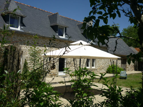 House in Plonéour Lanvern - Vacation, holiday rental ad # 22198 Picture #1