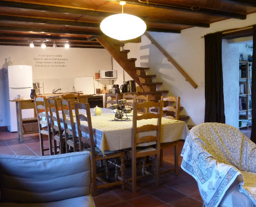 House in Plonéour Lanvern - Vacation, holiday rental ad # 22198 Picture #3