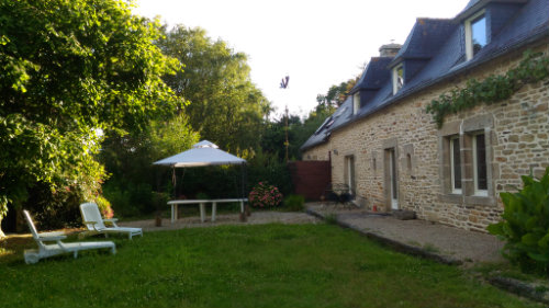 House Plonéour Lanvern - 9 people - holiday home  #22198